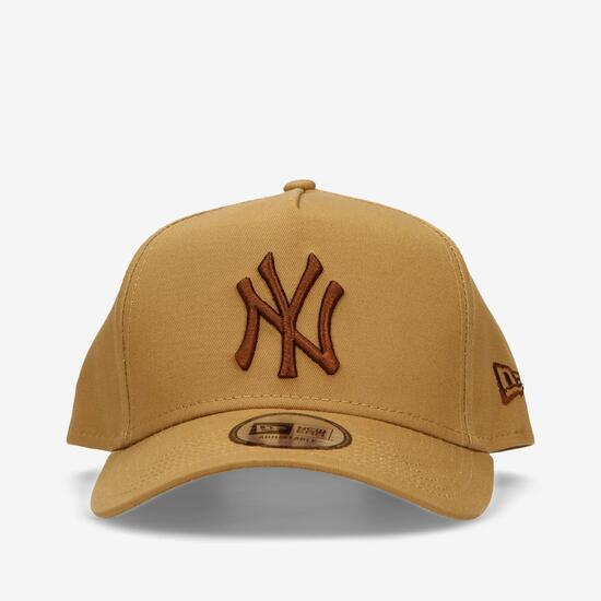 New Era NY Yankees - Marrón - Gorra Hombre  63f372f67a8