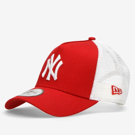 New Era New York Yankees Trucker