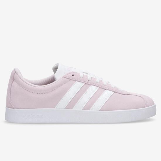 adidas grand court mujer rosa