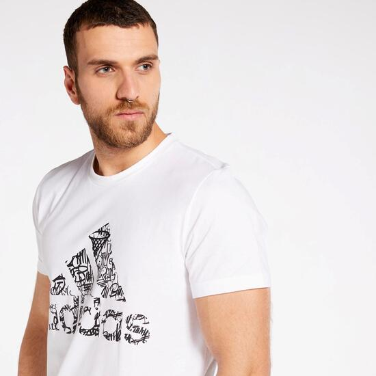 Camiseta adidas Filled