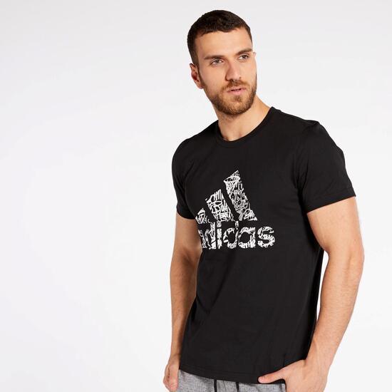 Camiseta adidas Filled