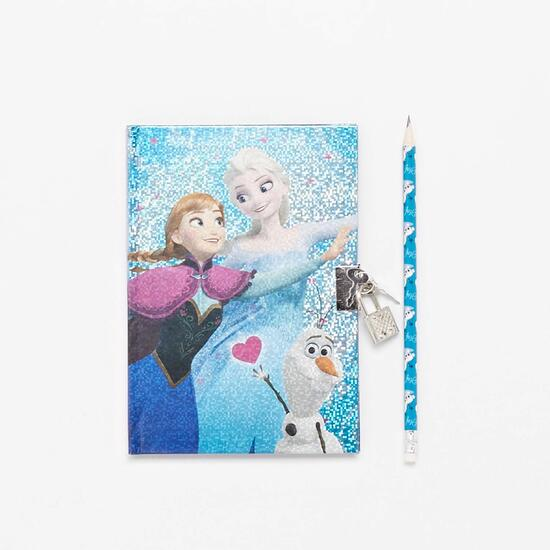 Libreta + Lápiz Princesas Disney