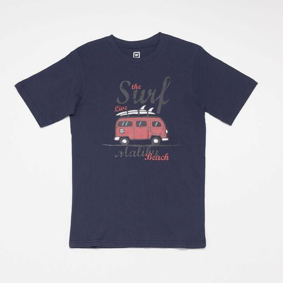 Camiseta Up Stamps