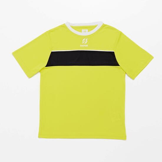 Camiseta Fútbol Dafor Basic