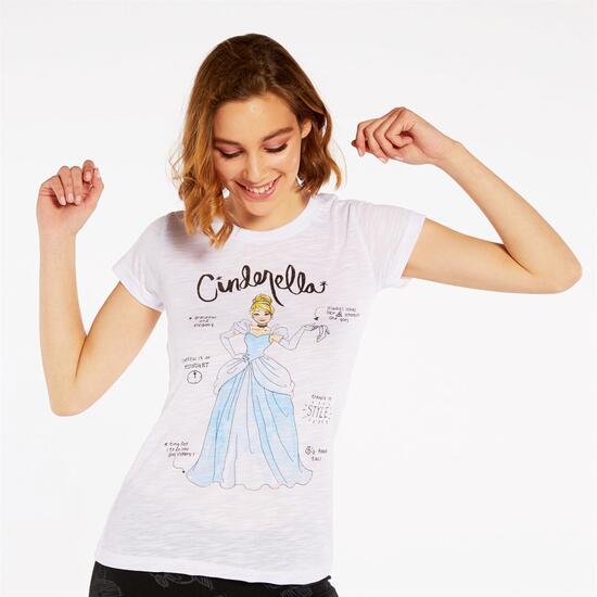 Camiseta La Cenicienta