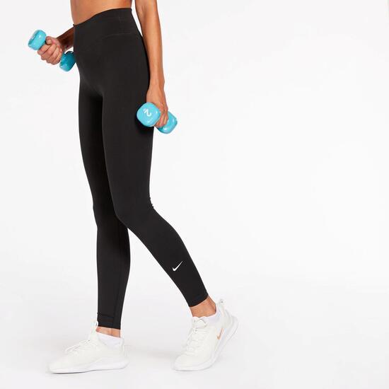 Malla Larga Running Nike - Negro - Mallas Mujer | Sprinter