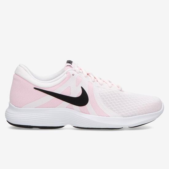 bb129f2d9a Nike Air Revolution 4 - Rosa - Zapatillas Mujer