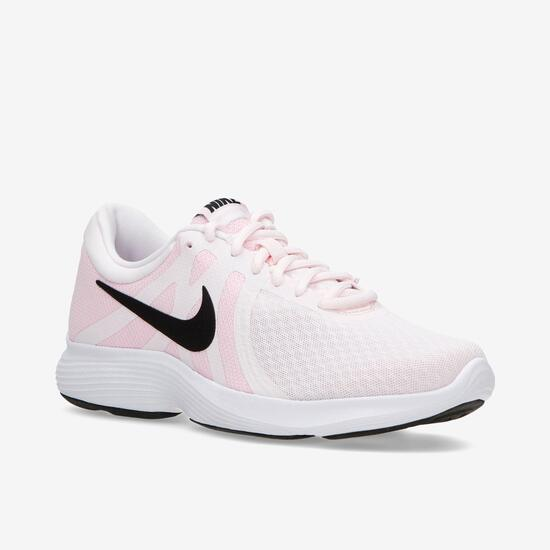 Zapatillas Nike Revolution 4 Eu Mujer Rosa 40 Rosa