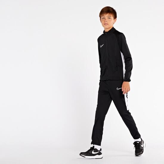 Debilitar Existencia va a decidir  Nike Academy - Negro - Chándal Junior | Sprinter