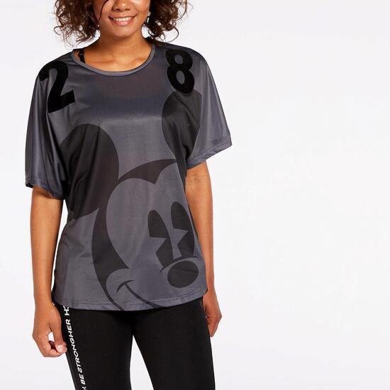 Camiseta Fitness Mickey Mouse