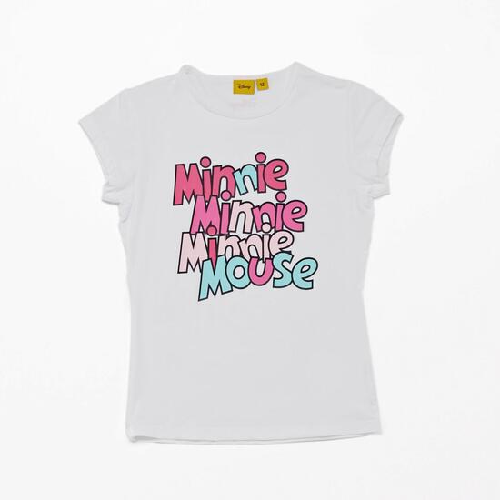 Camiseta Tenis Minnie