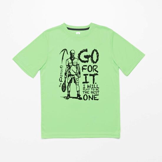 Camiseta Deporte Protón