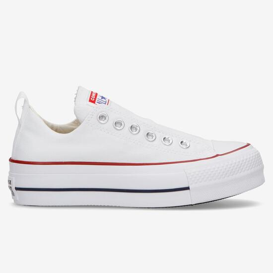 converse all star blancas doble suela