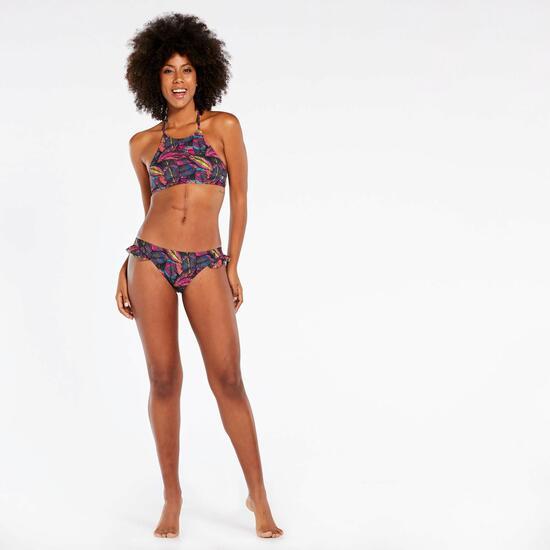 Top Bikini Halter Up