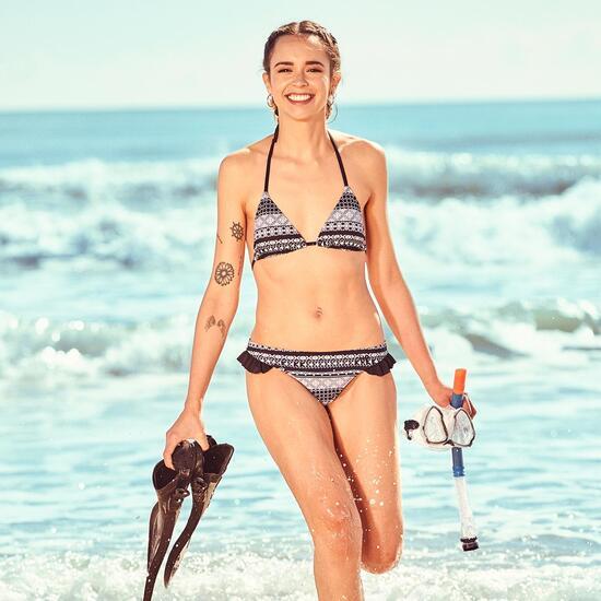 Braga Bikini Volante Up