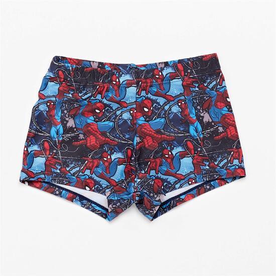 Bañadro Natación Spiderman