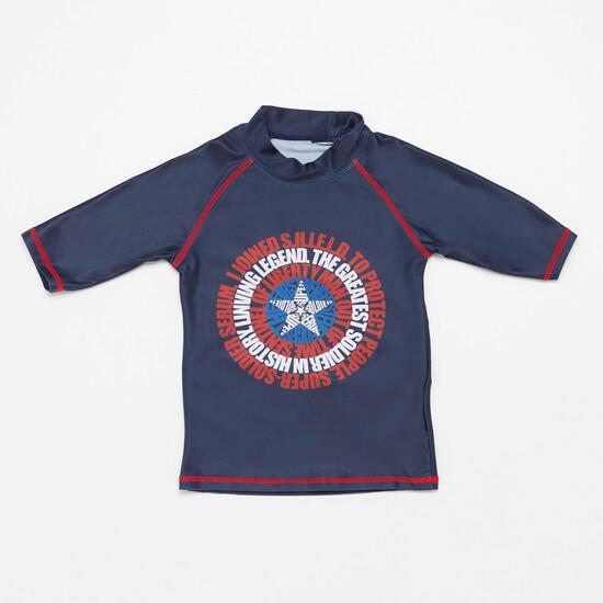 Camiseta Natación Avengers