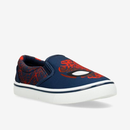 Slip On Spiderman