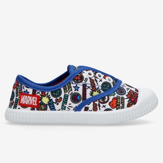 Zapatillas Lona Marvel