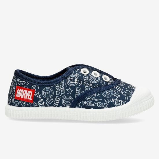 Zapatillas Lona Capitán América