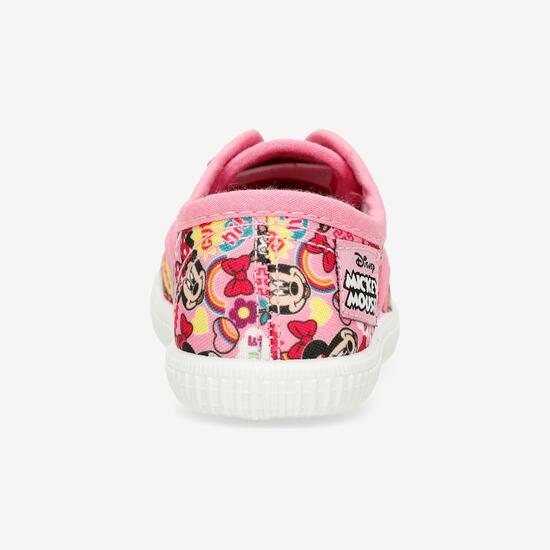Zapatillas Lona Minnie Mouse