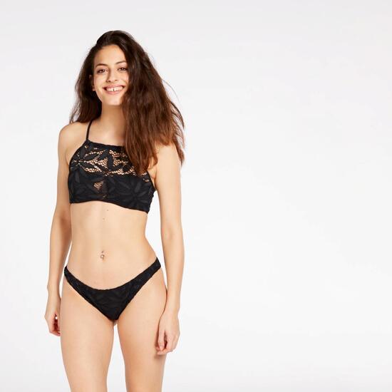Slvr Sra Bikini Playa C.halter Estamp.pol