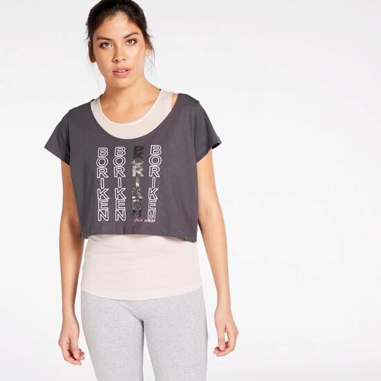 Camiseta Boriken Doble