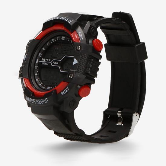 Reloj Deportivo Silver