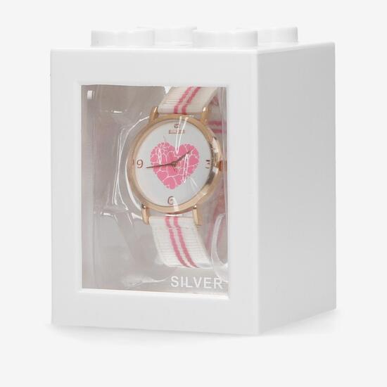 Reloj Silver