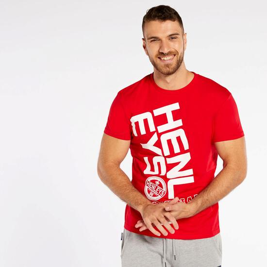 Camiseta Henleys