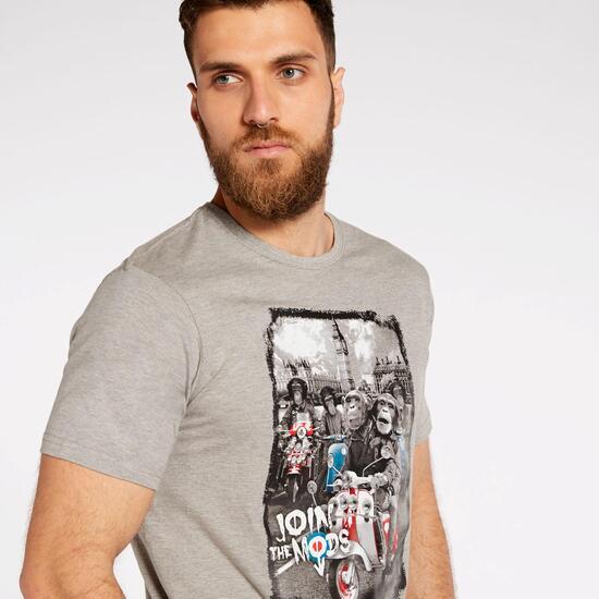 Camiseta Silver San Mateu