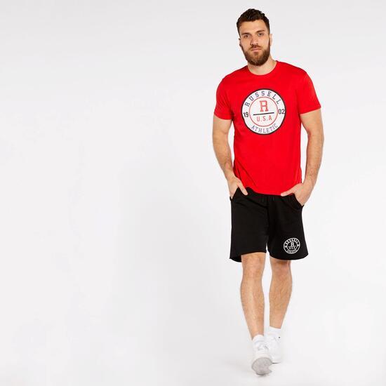 Collegiate Cro Camiseta M/c Alg.