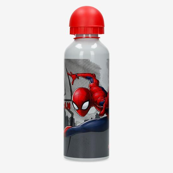 Botella Aluminio Spiderman 0,50L