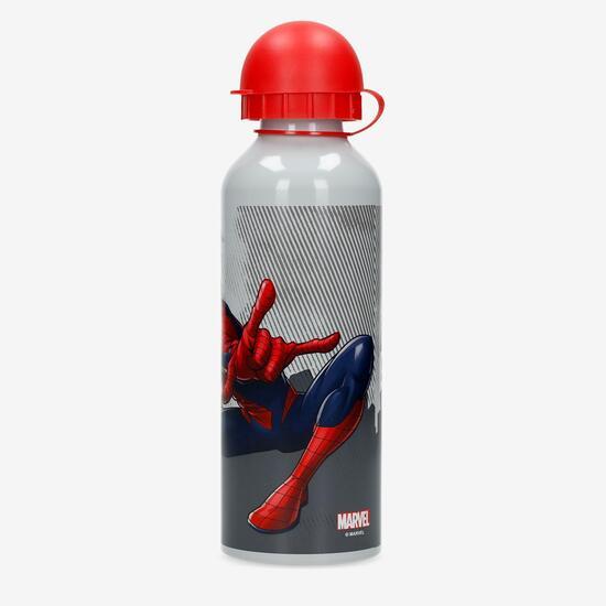 Botella Aluminio Spiderman 0,50L