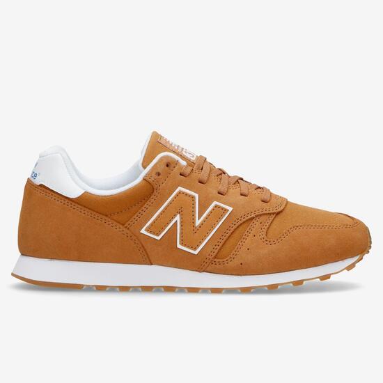 new balance zapatillas hombre marron