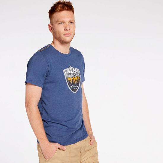 Camiseta Montaña Columbia