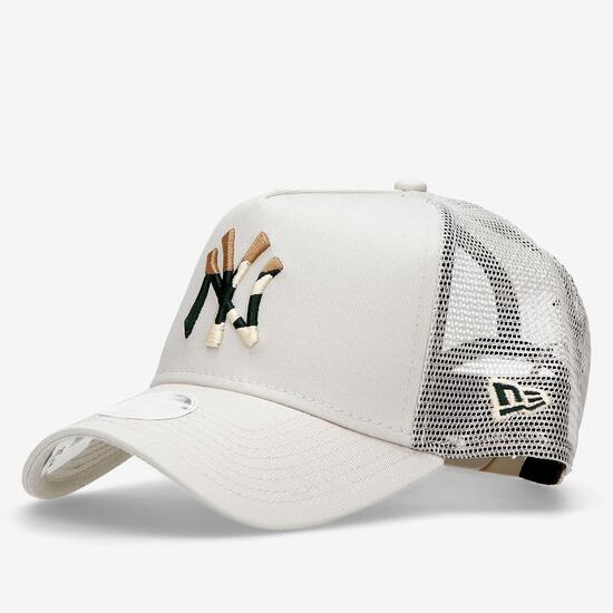 New Era Trucker NY Yankees