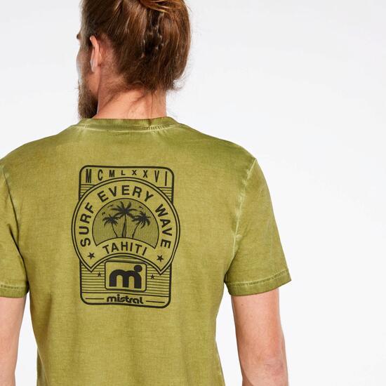 Camiseta Mistral Oriata