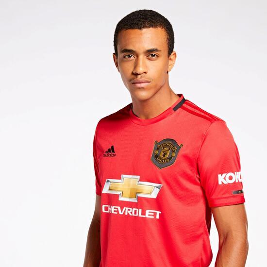 Camiseta 1ª Equipación Manchester