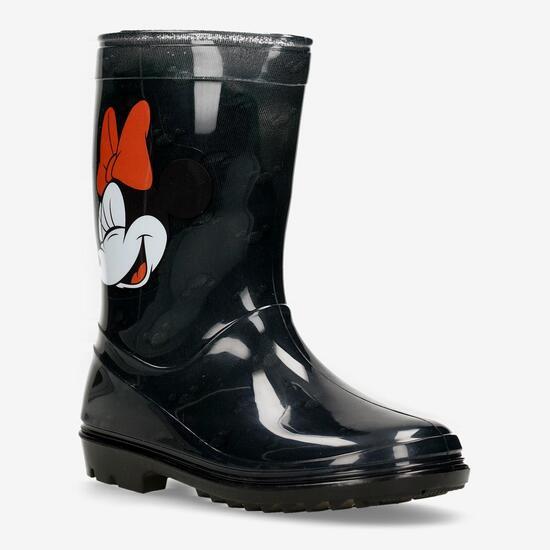 Botas Agua Minnie Mouse