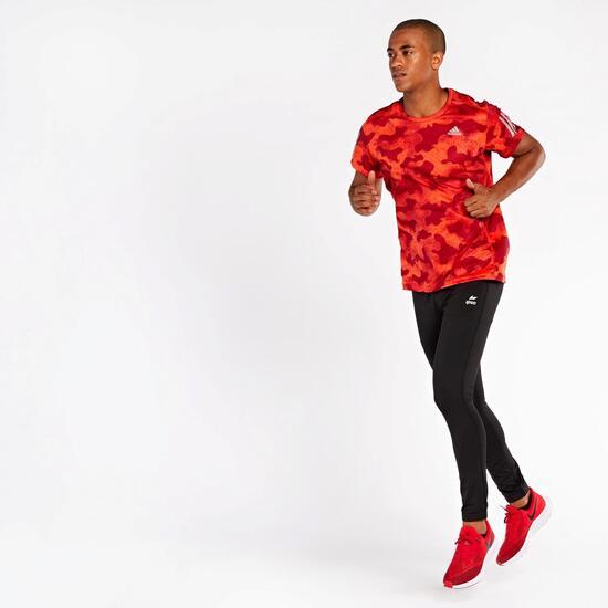 Camiseta Running adidas