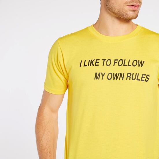 Unfollow Cro Camiseta M/c