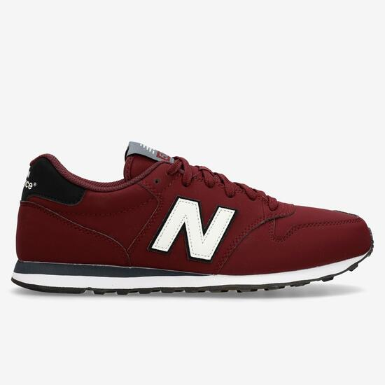 zapatillas new balance gm 500 rojo