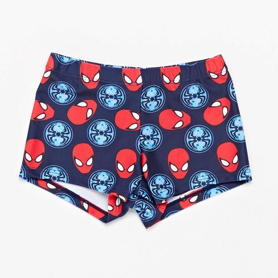 Bóxer Natación Spiderman