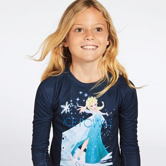 Camiseta Manga Larga Frozen