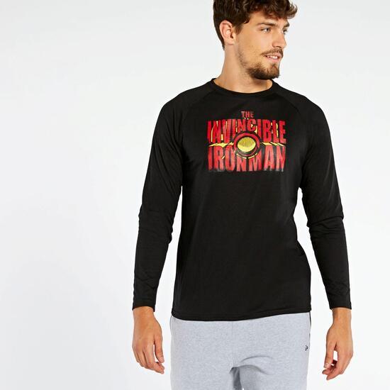 Camiseta Manga Larga Ironman