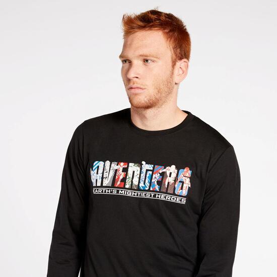 Camiseta Los Vengadores