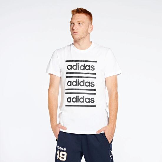 Camiseta adidas Multilogo