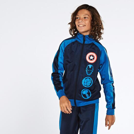 0av Marvel Jr Chandal Acet. Avengers