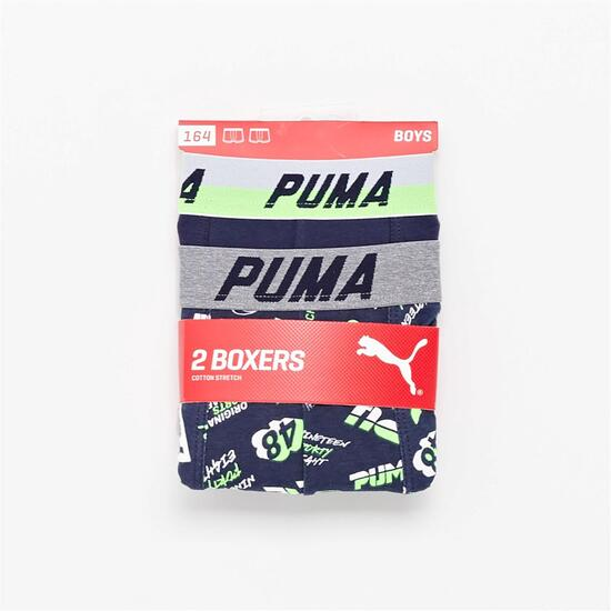 Calzoncillos Boxer Puma
